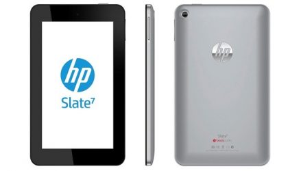 HP returns to mobile world with Slate 7, its first Android tablet