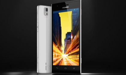 """Huawei Ascend P2 announced, touted as """"world's fastest LTE handset"""""""