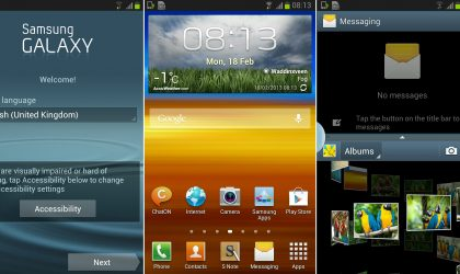 AT&T Galaxy Note Android 4.1.2 Jelly Bean Update is Official [Guide]