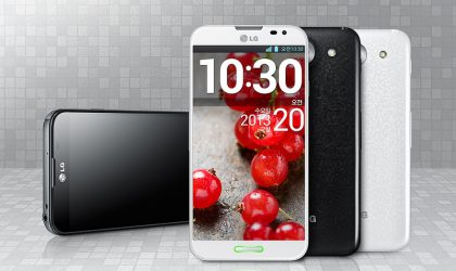 LG announces the Snapdragon 600-powered Optimus G Pro, coming to the US in Q2 2013