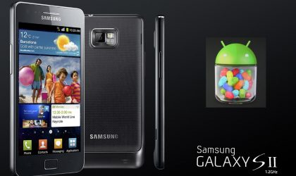 Android 4.1 Update for Samsung Galaxy S2 and Note to arrive in March!