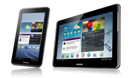 Android 4.2.2 Jelly Bean Update for Samsung Galaxy Tab 2 and Android 4.1 Update for both Galaxy Tab 10 and 7 in plans!