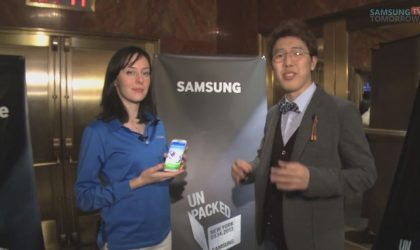 Check Out the Official Samsung Galaxy S4 Software Video