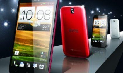 HTC Desire P Specs and Pics