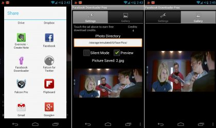 How to Download Photos from Facebook Android App easily with Facebook Downloader