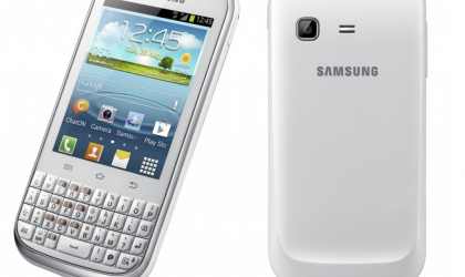 Firmware: Android 4.1 Jelly Bean Update for Samsung Galaxy Chat [Guide]