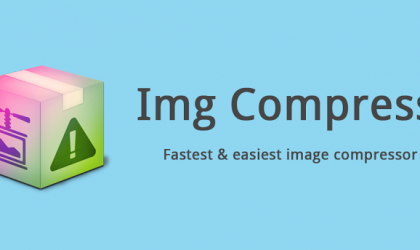 Compress Images to reduce size and save space using Img Compress Android App