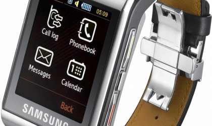 Android Smartwatch by Samsung is indeed in plans!