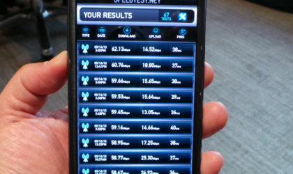 New T-Mobile Galaxy Note 2 Update activates LTE on the device
