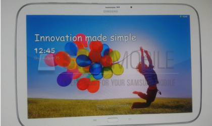 "Specifications of high-end Samsung tablet codenamed ""ROMA"" leaked"