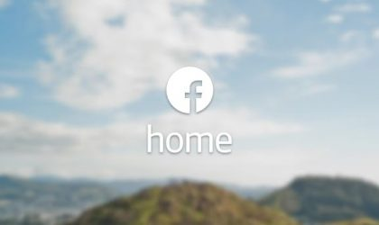 Facebook Home available for all Android devices [Download]
