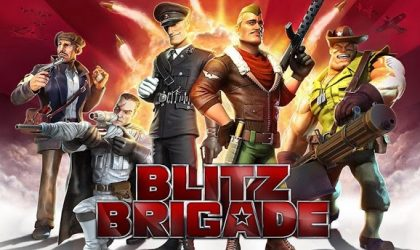 Gameloft's Blitz Brigade released for Android, free and with in-app purchases as expected