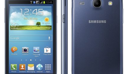 Samsung announces Galaxy Core – 4.3″ display, dual-core CPU, and Android 4.1