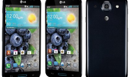 LG Optimus G Pro announced as AT&T exclusive in the US