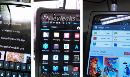 Motorola X Phone pictures leaked, named XFON for AT&T