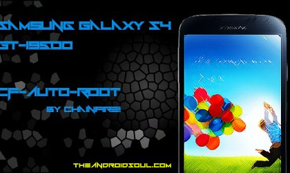 How to Root Galaxy S4 I9500