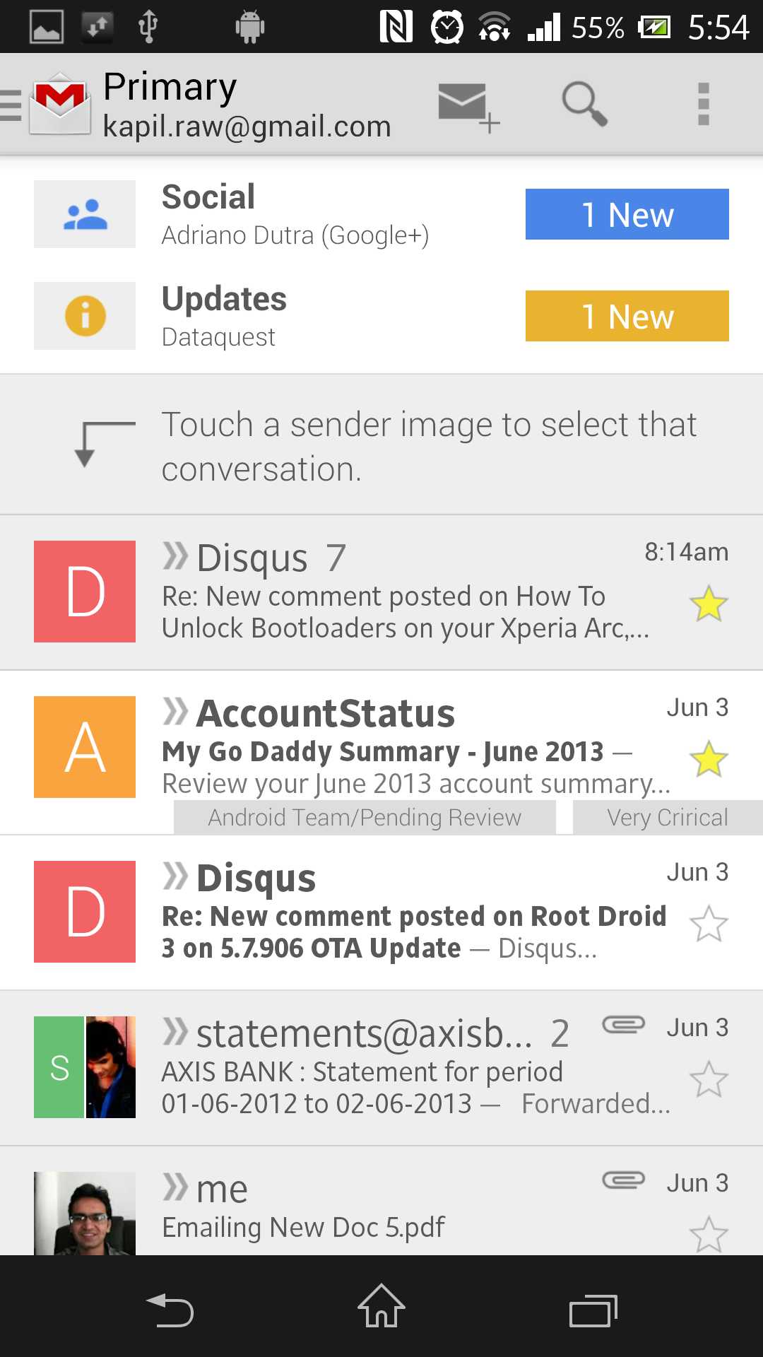 Gmail-Android-App-New-Inbox