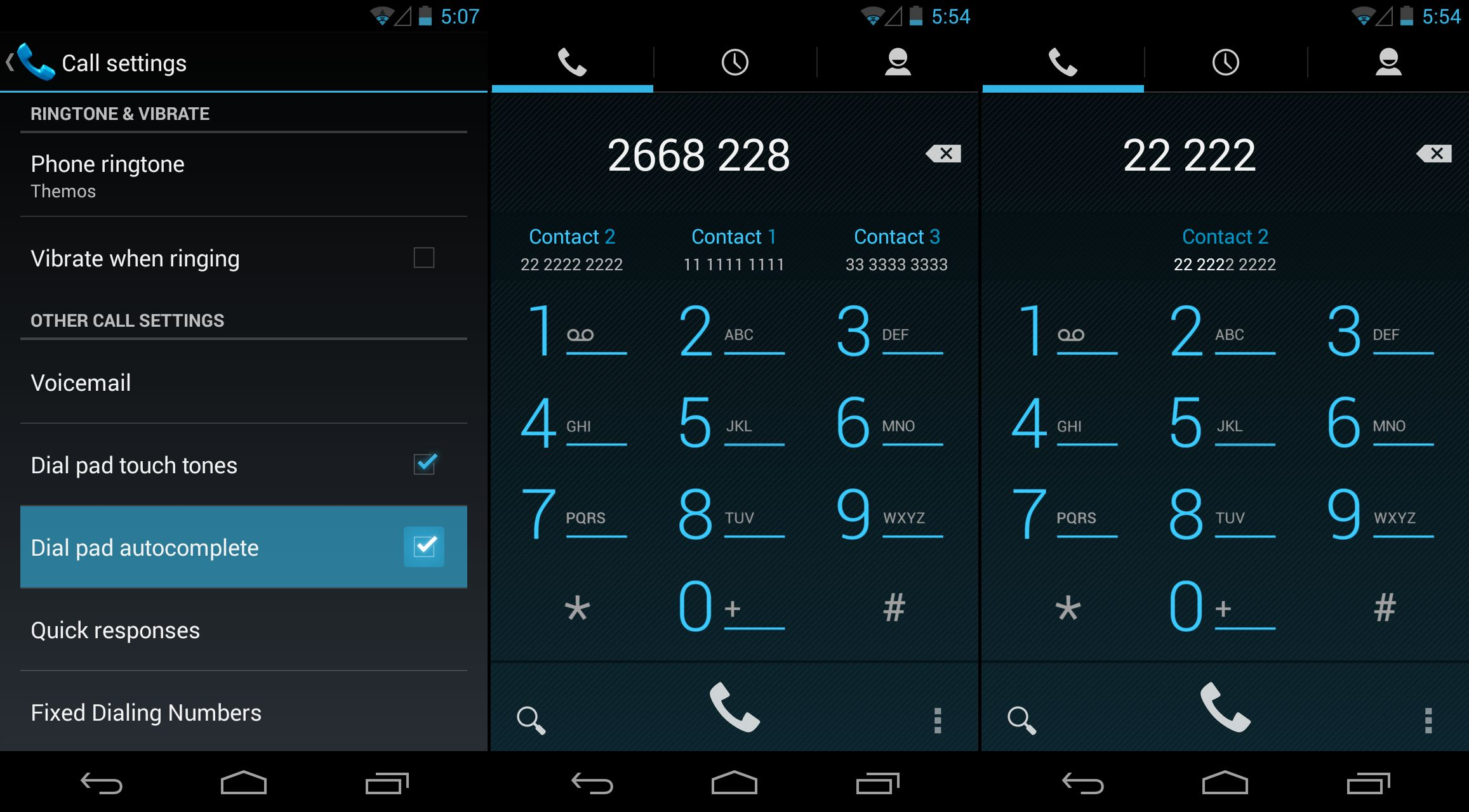 Android-4.3-T9-Dialer