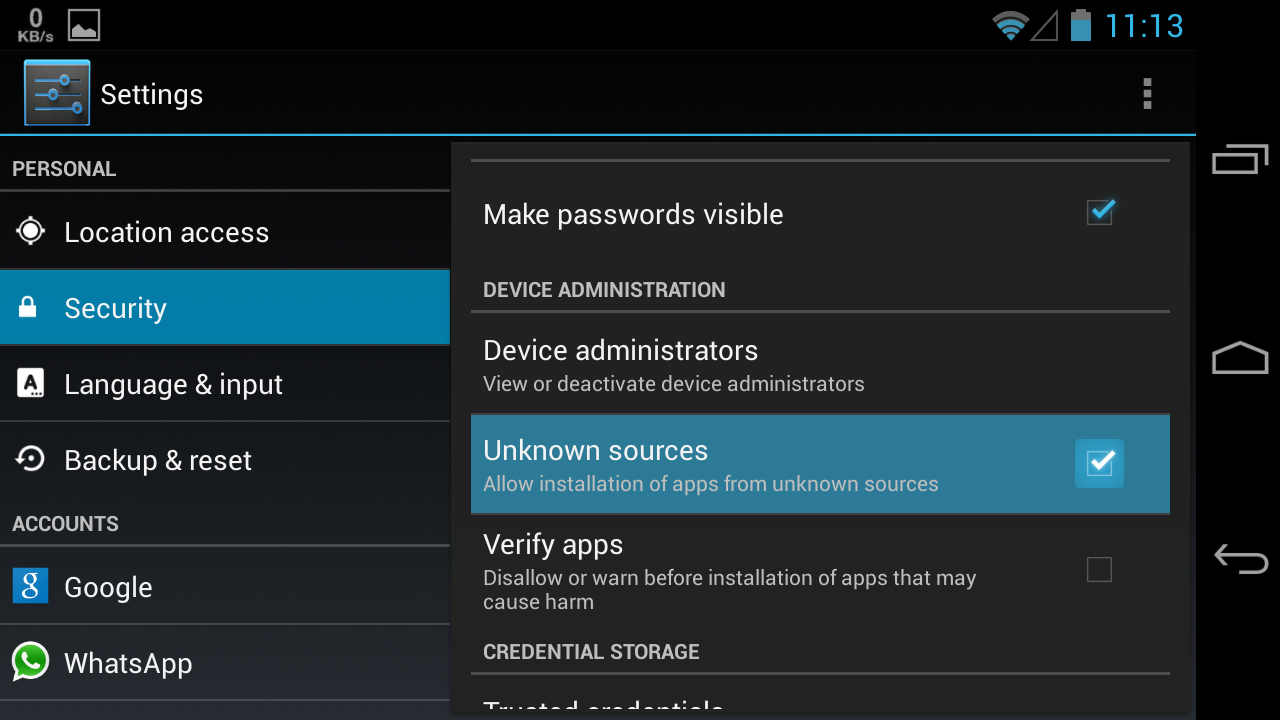 Settings-for-Android-4.0-and-above-versions