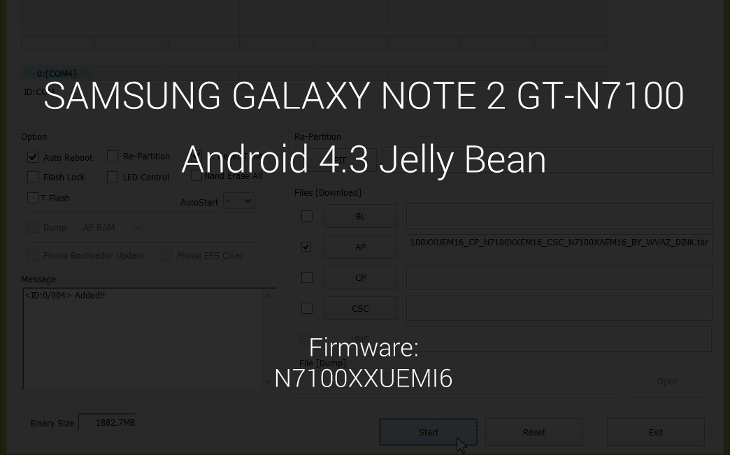 Android 4.3 Jelly Bean for Galaxy Note 2