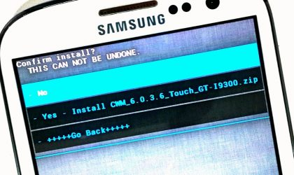Samsung Galaxy S3 ClockworkMod Recovery (CWM): Downloads, Guides and Videos