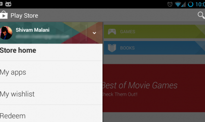 Download Google Play Store APK 4.4.21