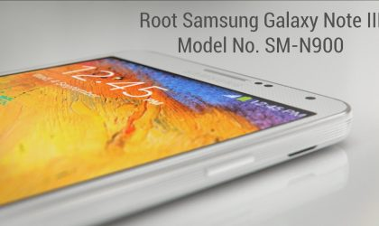 Samsung Galaxy Note 3 Root: Downloads and step-by-step guide!