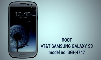 AT&T Samsung Galaxy S3 Root: Downloads and Step-by-step Guide