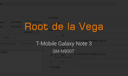 T-Mobile Galaxy Note 3 Root: Downloads and Step-by-step guide
