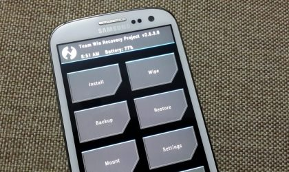 Samsung Galaxy S3 TWRP Recovery: Downloads, Guides and Videos