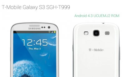 T-Mobile Galaxy S3 Gets Android 4.3 Update, UCUEMJ2, Ported