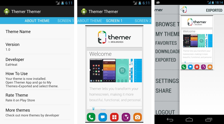 Themer-Themer-Screenshots