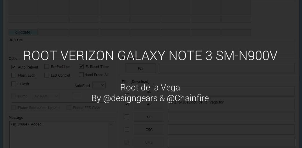 galaxy note 3 root lollipop
