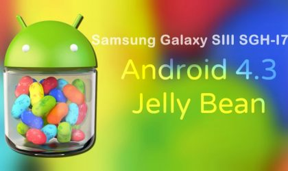 I747UCUEMJ2: AT&T Samsung Galaxy S3 gets Android 4.3 Update leaked (Build JSS15J)