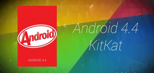 Android 4.4 KitKat Update