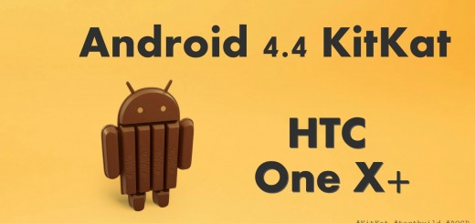 HTC One X+ KitKat Update