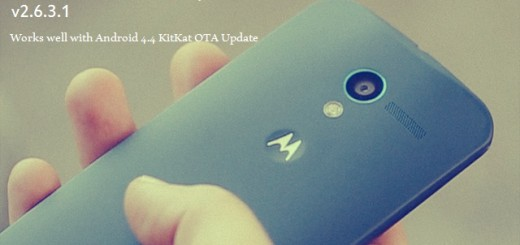 Moto X Twrp Recovery Android 4.4 Compatible
