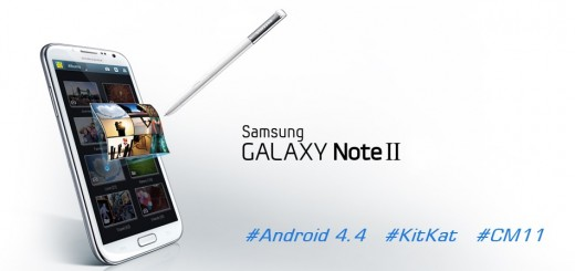 Samsung Galaxy NOTE 2 Android 4.4 KitKat Update