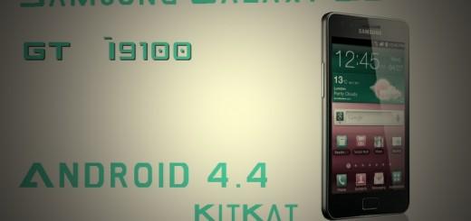 Samsung Galaxy S2 KitKat Update