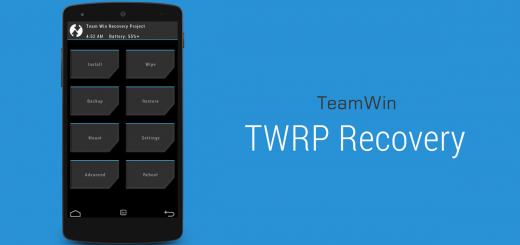 Nexus 5 TWRP Recovery