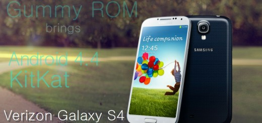 Verizon Galaxy S4 Android 4.4 Update