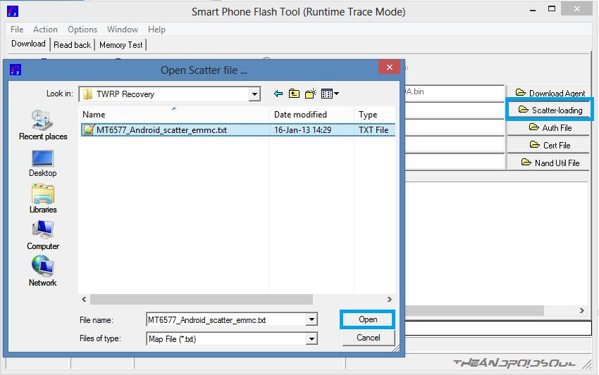 Как создать txt файл для телефона