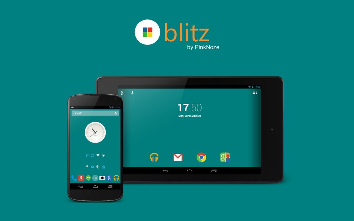 Blitz Icon Pack for Android