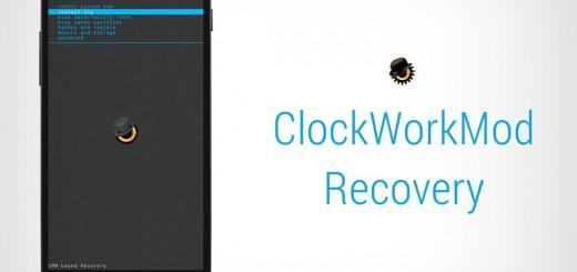 ClockworkMod Recovery CWM
