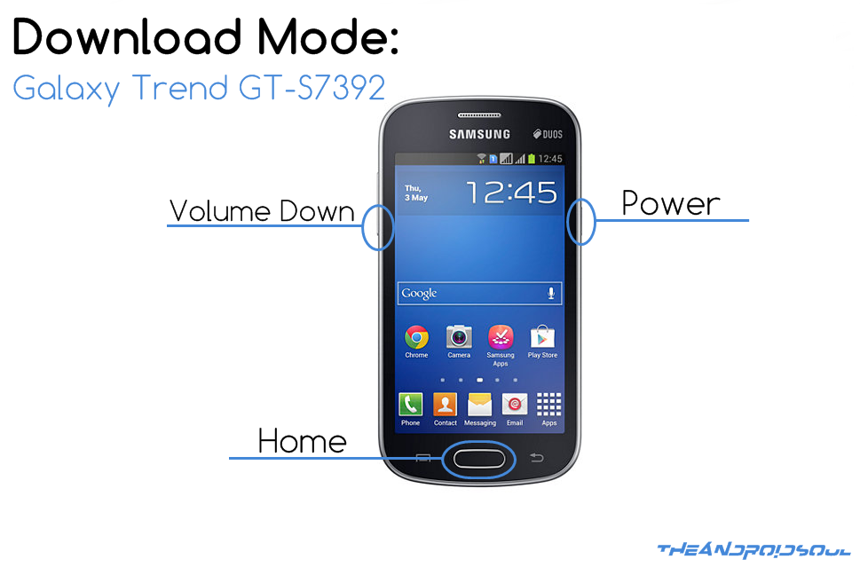 Back To Stock/Downgrade Samsung Galaxy Young GT-S6310 to Android 4 1