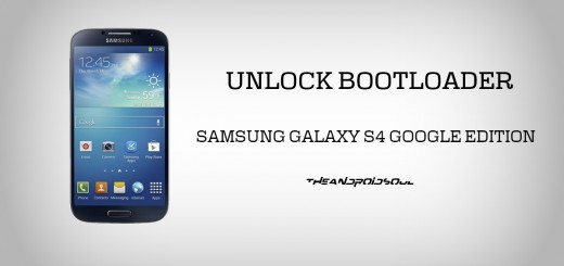 Google-edition- Samsung-Galaxy-S4-Bootloader-Unlocking-Files