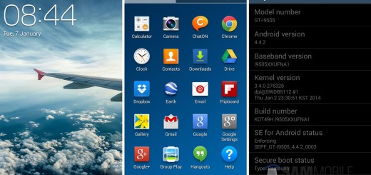 Leaked Android 4.4.2 Firmware (I9505XXUFNA1) for Galaxy S4 LTE I9505
