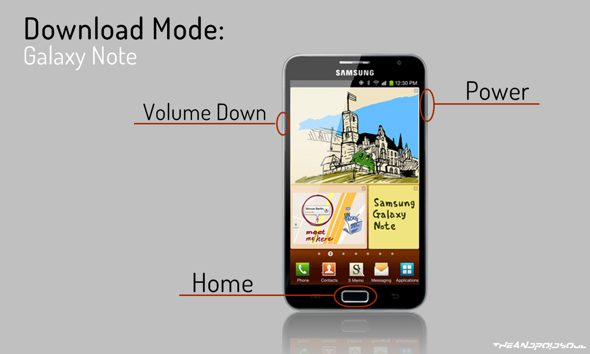 How to Unbrick or Restore Samsung Galaxy Note GT-N7000
