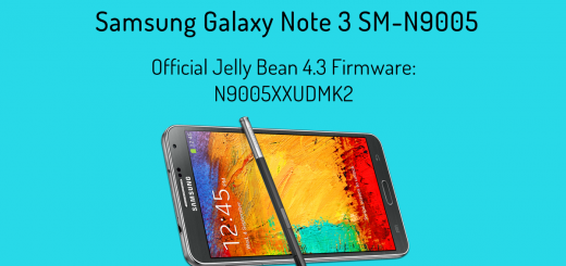 samsung galaxy note 3 n9005 official firmware 4.3