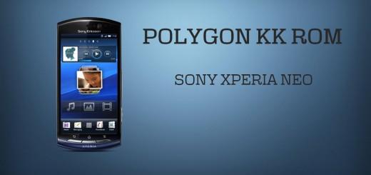 sony-xperia -neo-polygon-kk-rom